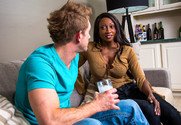 Diamond Jackson and Bill Bailey in myfriendshotmom - Sex Position 1
