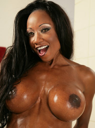 Diamond Jackson in myfriendshotmom - Centerfold