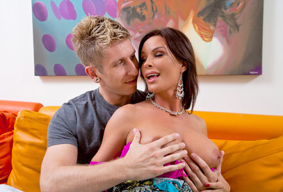 naughtyamerica Diamond Foxxx and Danny Wylde