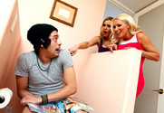 Diana Doll, Tanya Tate and Xander Corvus in myfriendshotmom - Sex Position 1