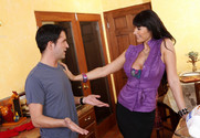 Eva Karera and Kris Slater in myfriendshotmom - Sex Position 1