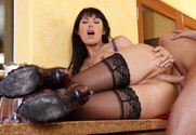 Eva Karera and Kris Slater in myfriendshotmom - Sex Position 2