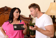 Holly Halston and Levi Cash in myfriendshotmom - Sex Position 1