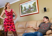 Julia Ann and Giovanni Francesco in myfriendshotmom - Sex Position 1