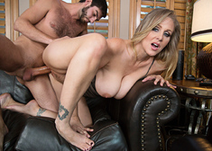 Julia Ann and Logan Long in myfriendshotmom