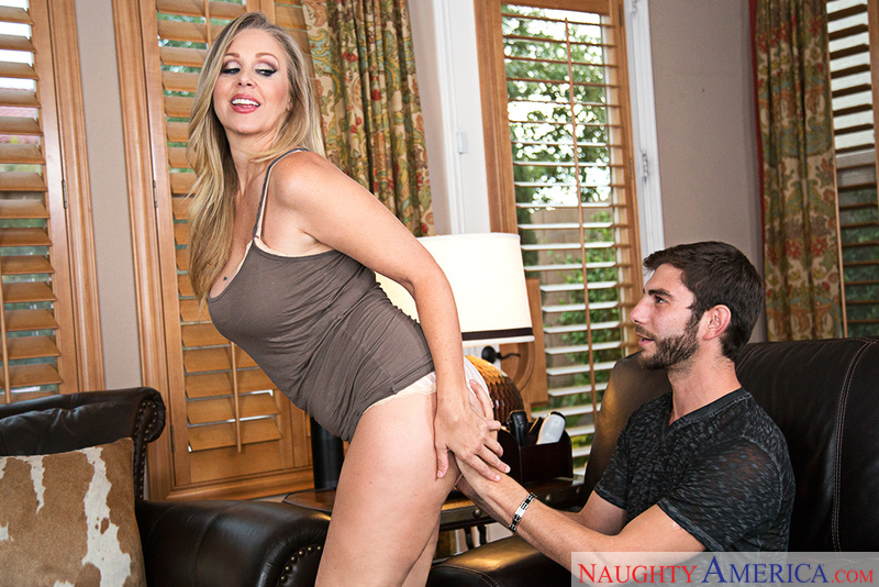 Julia Ann and Logan Long myfriendshotmom
