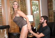 Julia Ann and Logan Long in myfriendshotmom - Sex Position 1