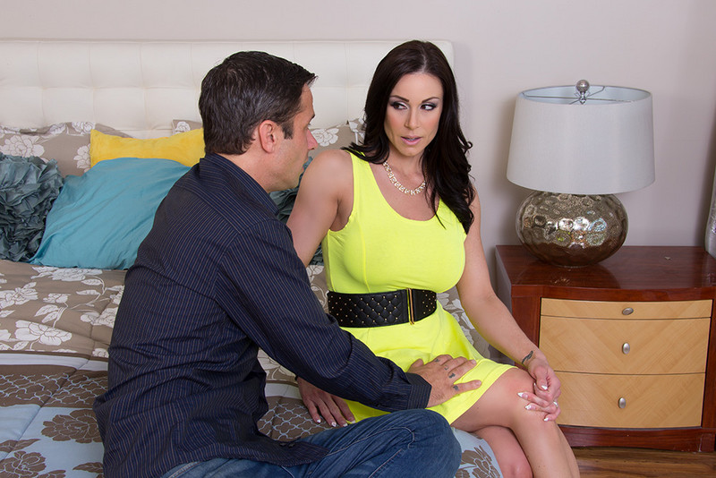 Kendra Lust and Alan Stafford myfriendshotmom