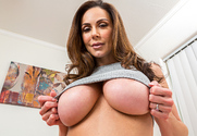Kendra Lust and Chad White in myfriendshotmom - Sex Position 1