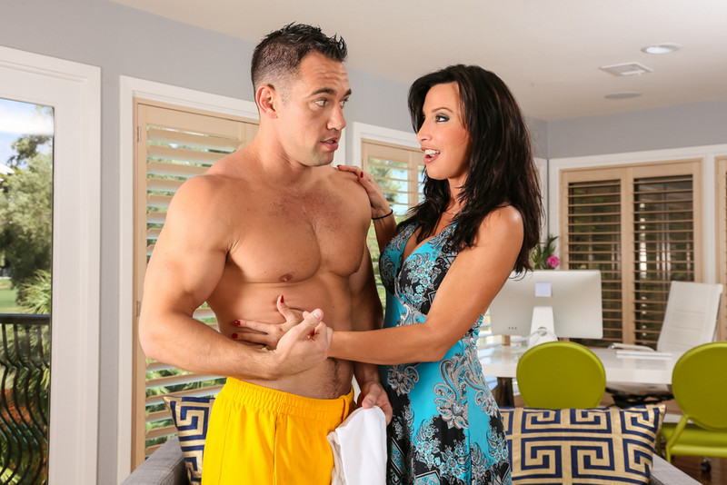 Lezley Zen and Johnny Castle myfriendshotmom