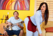 Lisa Ann in myfriendshotmom - Sex Position 1