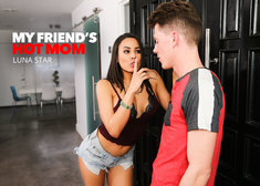 Luna Star and Rion King in myfriendshotmom