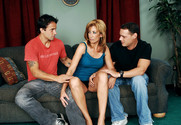 Mikela Kennedy, Alan Stafford and Brad Hardy in myfriendshotmom - Sex Position 1