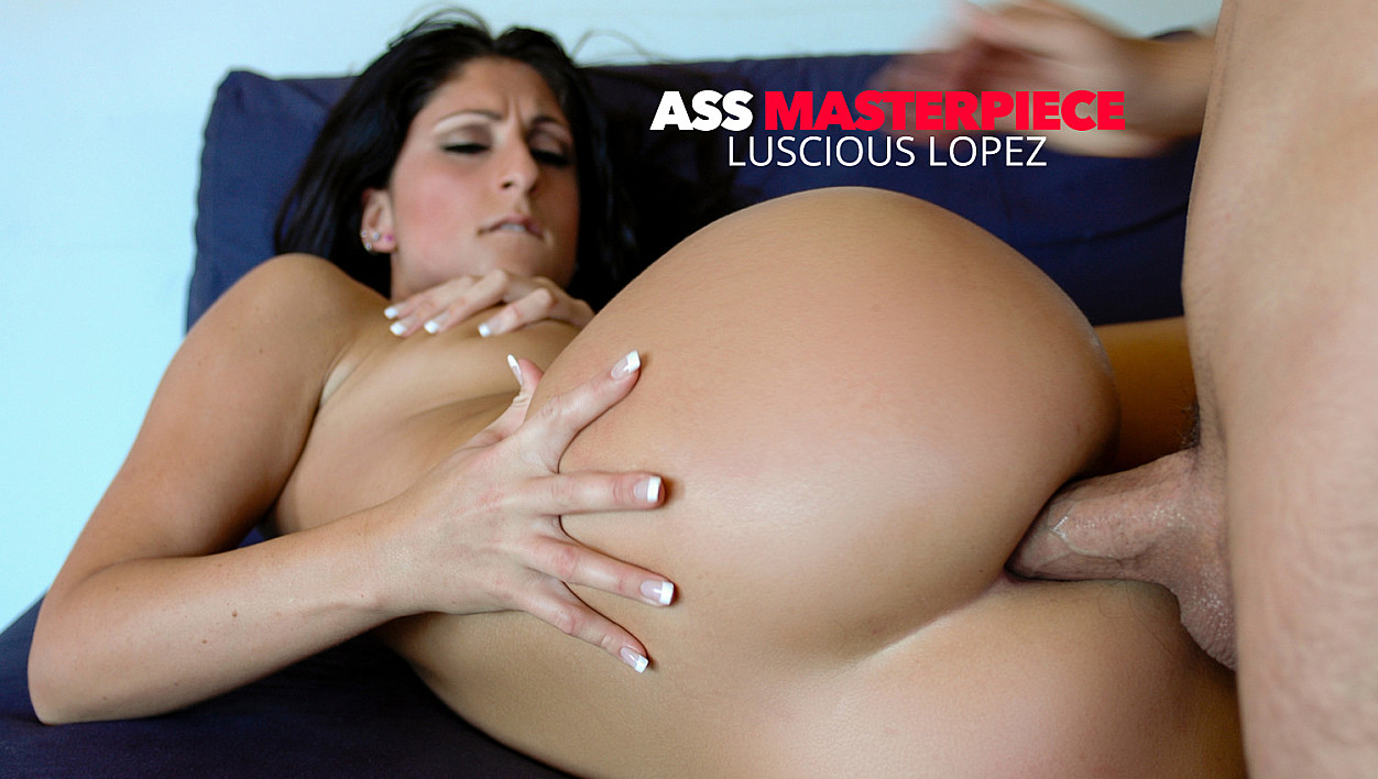 Luscious Lopez In Luscious Lopez Getting Her Big Ass Fucked
