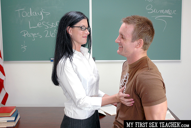 My first sex teacher ava addams rachel starr van wylde